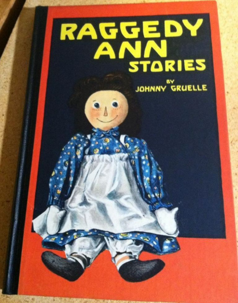 Raggedy Ann Stories. Johnny Gruelle.