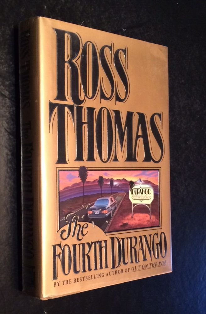 Fourth Durango. Ross Thomas.