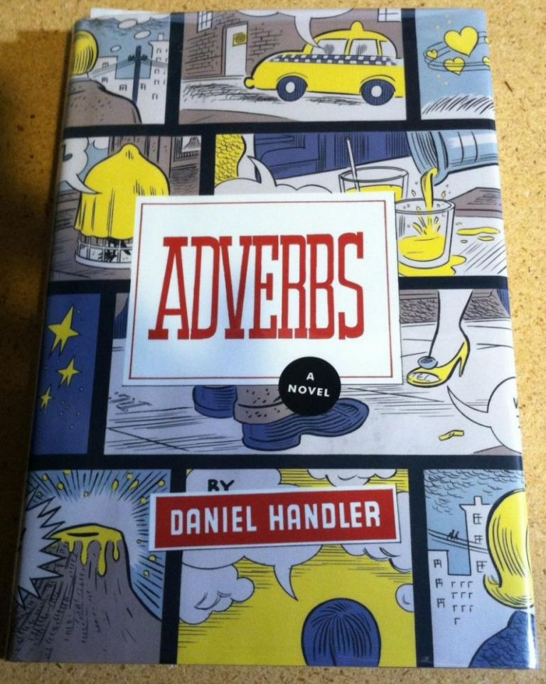 Adverbs. Daniel Handler.