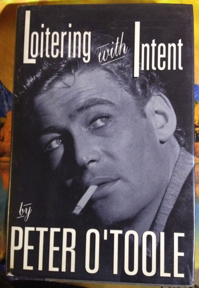 Loitering with Intent. Peter O'Toole.