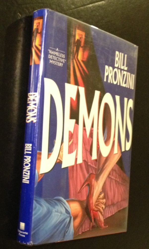 Demons. Bill Pronzini.