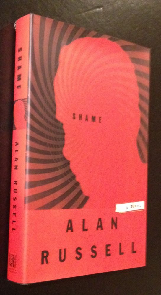 Shame Signed Edition. Alan Russell.