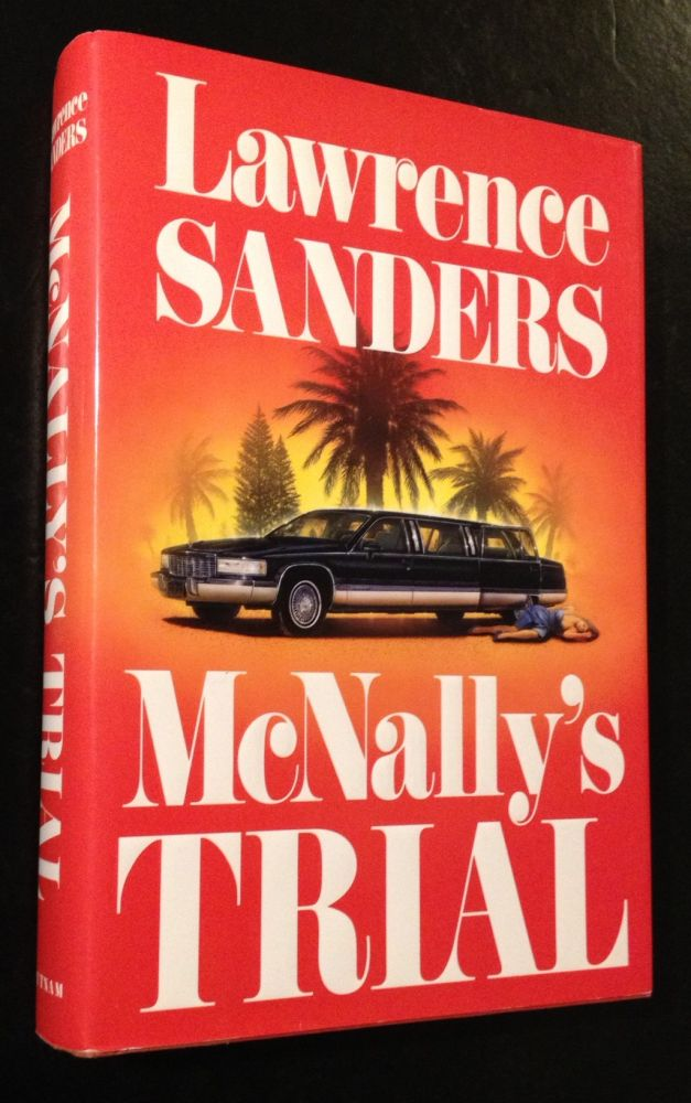 McNally's Trial. Lawrence Sanders.