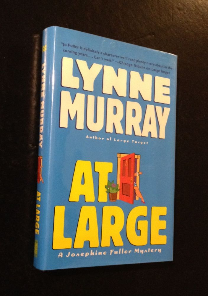 At Large. Lynne Murray.