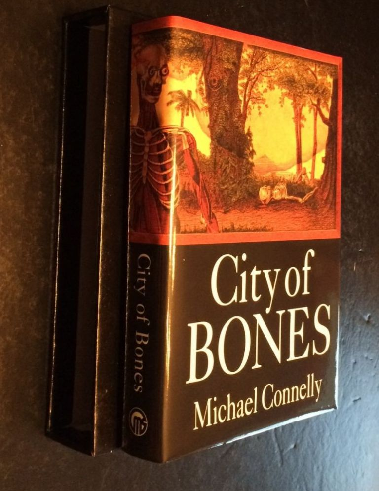 City of Bones. Michael Connelly.