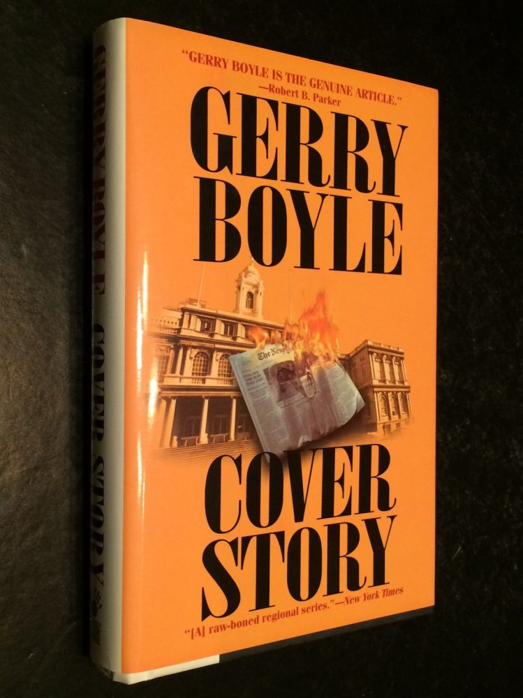 Cover Story. Gerry Boyle.