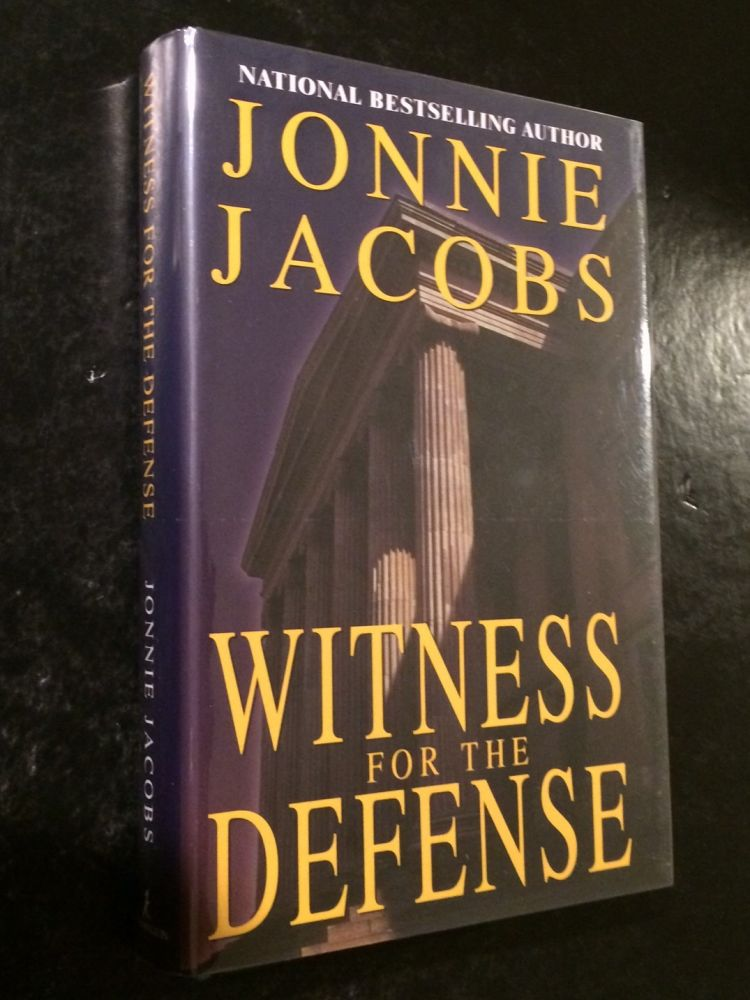 Witness For The Defense. Jonnie Jacobs.
