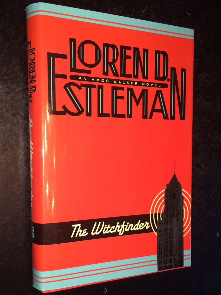 The Witchfinder. Loren D. Estleman.