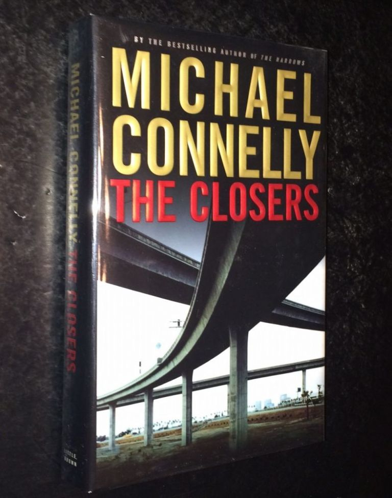 The Closers. Michael Connelly.