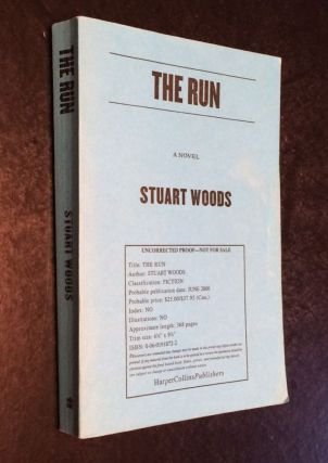 The Run. Stuart Woods