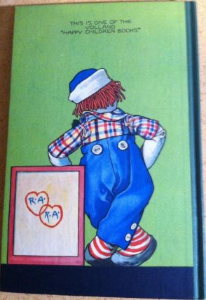 Raggedy Andy Stories - Introducint the Little Rag Brother of Raggedy Ann