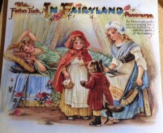 With Father Tuck in Fairyland - Panorama. Anonymous