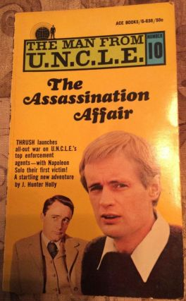 The Assassination Affair The Man from U. N. C. L. E.