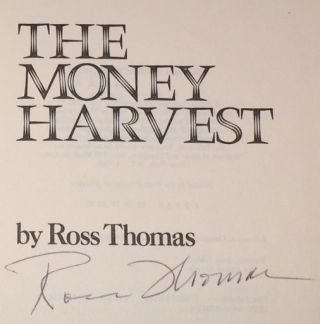 The Money Harvest