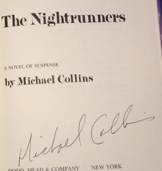 The nightrunners A novel of suspense