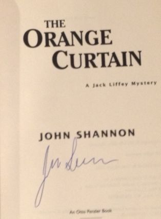 The Orange Curtain A Jack Liffey Mystery
