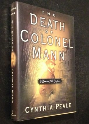 The Death of Colonel Mann A Beacon Hill Mystery