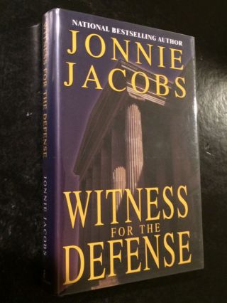 Witness For The Defense. Jonnie Jacobs