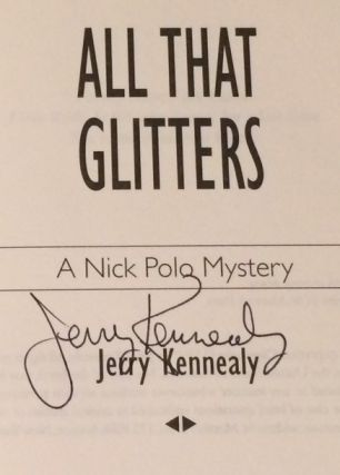 All That Glitters A Nick Polo Mystery