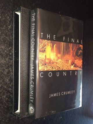 The Final Country. James Crumley