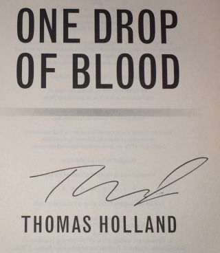 One Drop of Blood A Novel