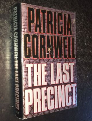 The Last Precinct. Patricia Cornwell.
